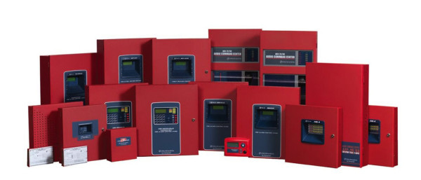 Fire alerm systems