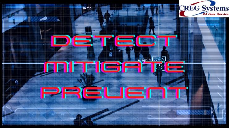 Detect Mitigate Prevent